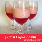Valentine's Day Cupid Cups