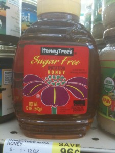 Sugar Free Honey