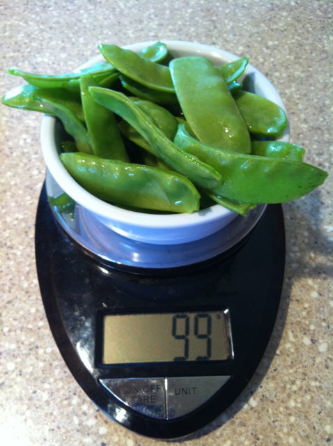 Farmer's Market Snow Peas