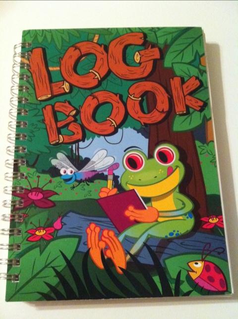 Frog Log Book