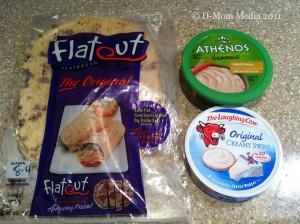 Flat Bread Roll Up