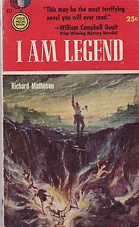 I Am Legend Book