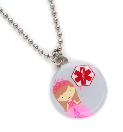 Laurens Hope Princess Necklace