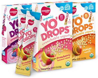 Revolution Foods Yo Drops