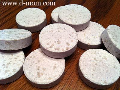 Bad Glucose Tablets