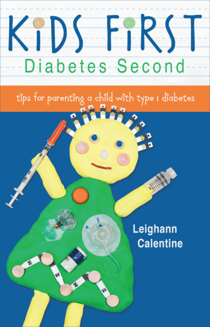 Kids First Diabetes Second Book