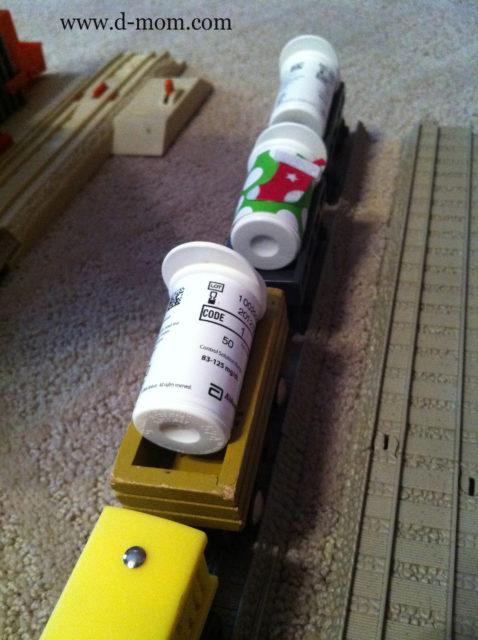 Test Strip Cargo