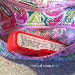 Vera Bradley Diabetes Supply Bag