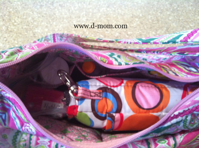 Vera Bradley Diabetes Supply Bag