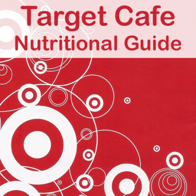 Target Cafe Nutrition Guide