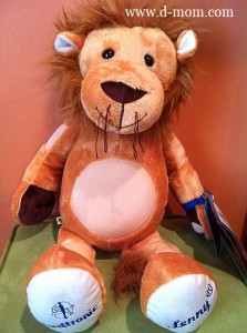 Medtronic Lenny the Lion