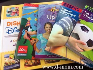 Lilly Diabetes Childrens Books