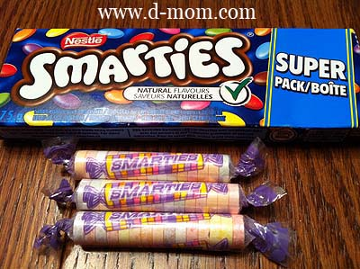Canadian Smarties