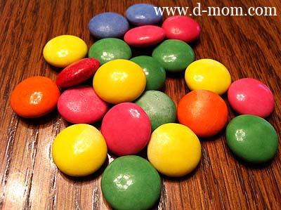 Food} Smarties vs  Smarties • D-Mom Blog
