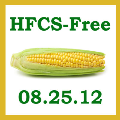 HFCS-Free Day 2012