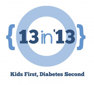 13 in 13 Kids First, Diabetes Second Excerpts