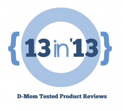13 in 13 Diabetes Product Reviews