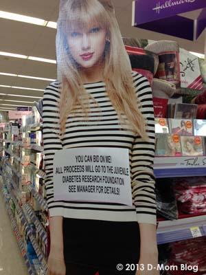 Taylor Swift JDRF