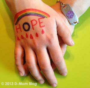 Day of Hope - Diabetes Awareness