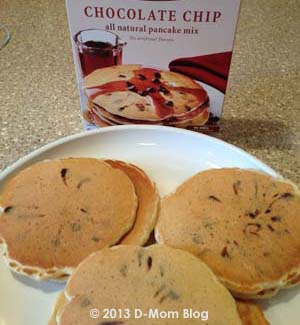 Meiejer Chocolate Chip Pancake Mix 1