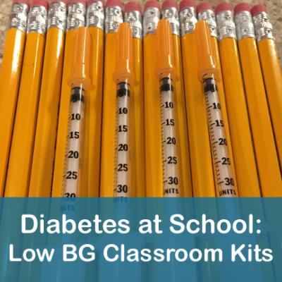 Low BG Classroom Kits