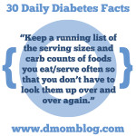 Diabetes Awareness Month Thought 10