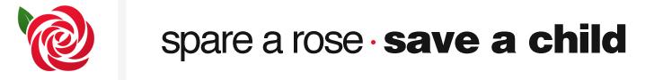 Spare a Rose Save a Child