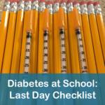 Last Day Checklist