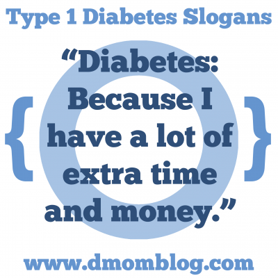 Diabetes Slogans 1