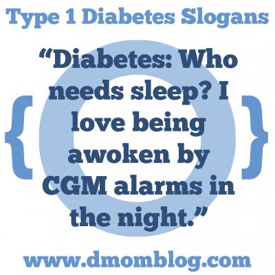 Diabetes Slogans 2