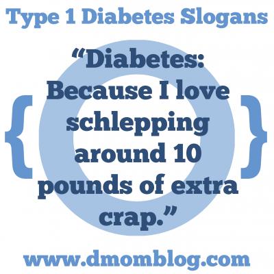 Diabetes Slogans 3