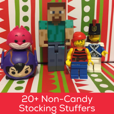 Non-Candy Stocking Stuffers