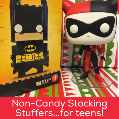 Non-Candy Stocking Stuffers Teens