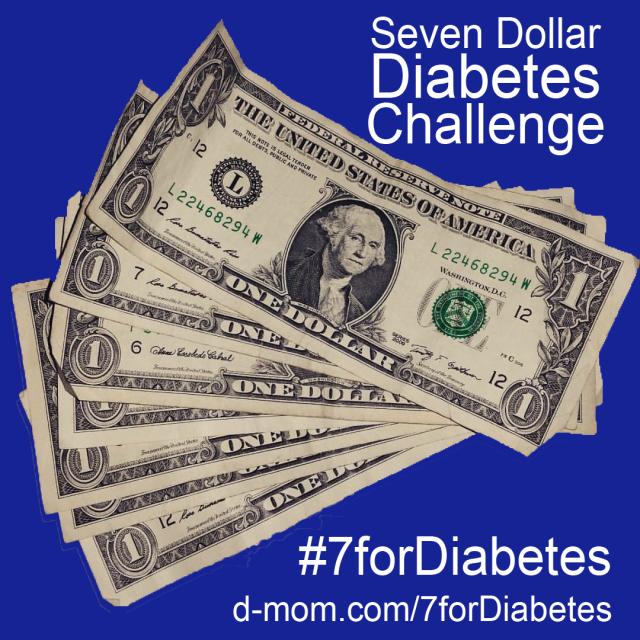 Seven Dollar Diabetes Challenge