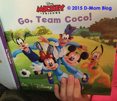 Go Team Coco Book