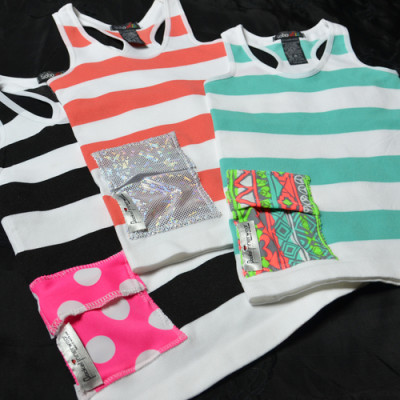 pocket innerwear tanks