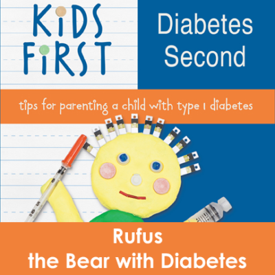 Rufus the Bear with Diabetes