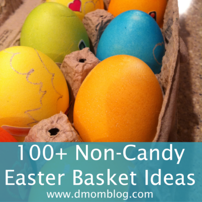 Tips for managing easter with type one diabetes including over 100 100 easter basket ideas negle Choice Image
