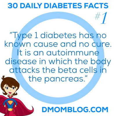 Diabetes Awareness Month Day 1