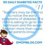 Diabetes Awareness Month: Day 11