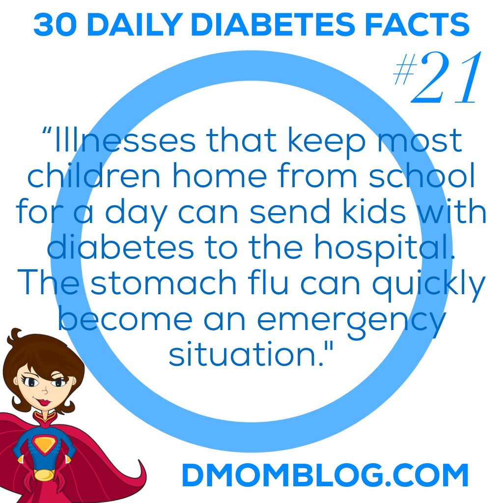 Diabetes Awareness Month Day 21