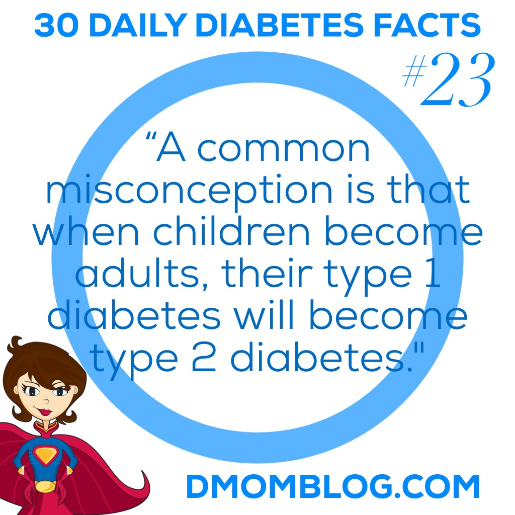 Diabetes Awareness Month Day 23