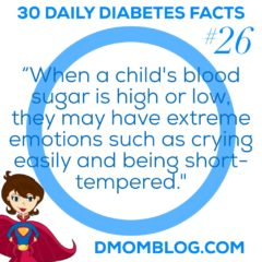 Diabetes Awareness Month: Day 26