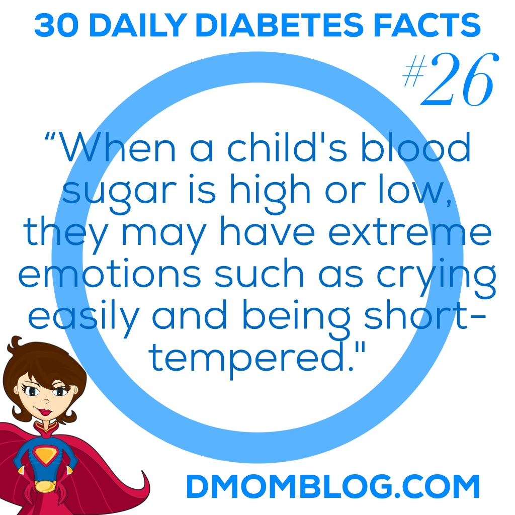 Diabetes Awareness Month Day 26