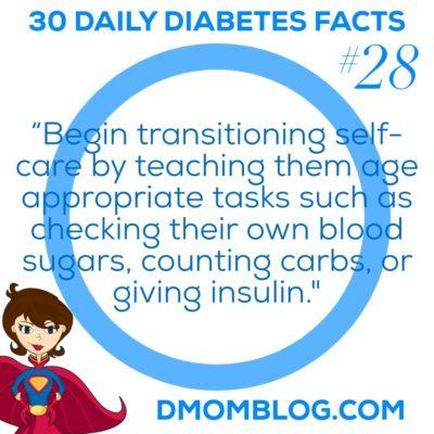 Diabetes Awareness Month Day 28