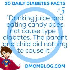 Diabetes Awareness Month: Day 5