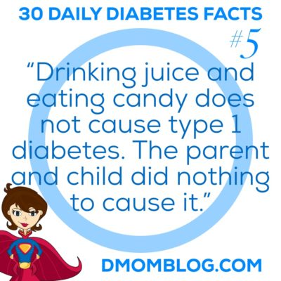Diabetes Awareness Month Day 5