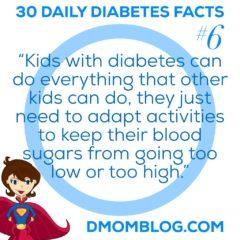 Diabetes Awareness Month: Day 6