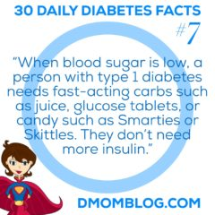 Diabetes Awareness Month: Day 7