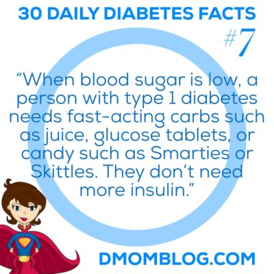 Diabetes Awareness Month Day 7
